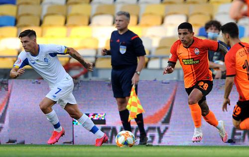 Динамо забило 80-й мяч Шахтеру в чемпионатах Украины