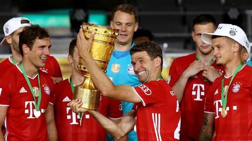 Баварія оновила рекорд за кількістю золотих дублів