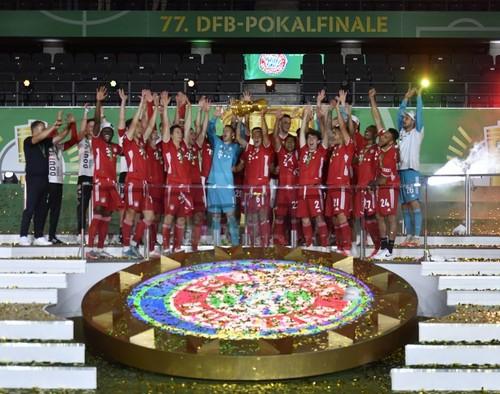 Байер – Бавария – 2:4. Финал Кубка Германии. Видео голов и обзор матча