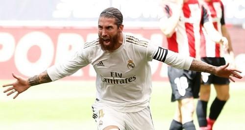 Атлетик — Реал — 0:1. Видео гола и обзор матча