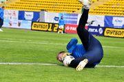Сарнавський - 7-й воротар в історії УПЛ, який відбив три пенальті поспіль