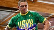 Олександр УСИК: «Хочу зізнатися: я захворів новим видом вірусу»