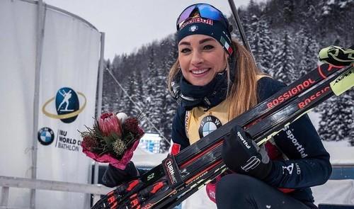 Доротея Вирер – обладатель Кубка мира-2020