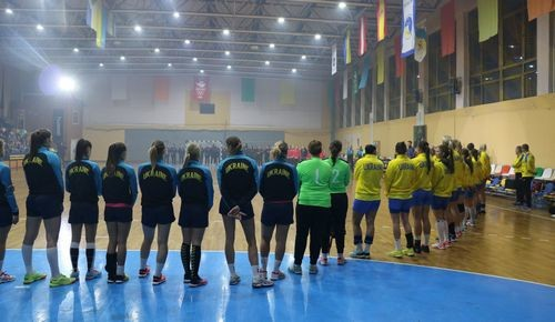 Матчи женской сборной Украины по гандболу перенесены из-за коронавируса