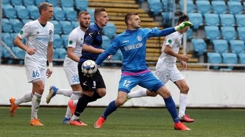 Черноморец — Балканы — 1:2. Видео голов и обзор матча