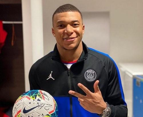 ФОТО. Мбаппе — самый дорогой игрок французской Лиги 1