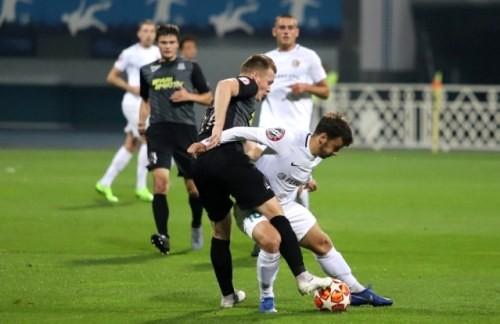 Олимпик и Ворскла сыграли вничью в Киеве