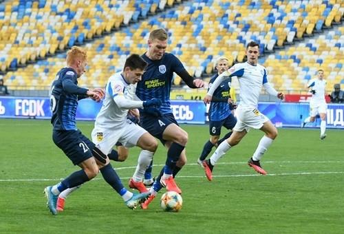 Десна отобрала победу у Динамо на НСК Олимпийский