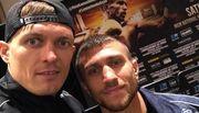 Усик і Ломаченко - в топ-5 рейтингу P4P за версією The Ring