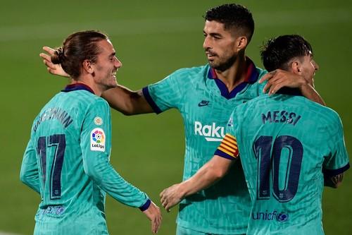 Два ассиста Месси. Барселона справилась с Вильярреалом и преследует Реал