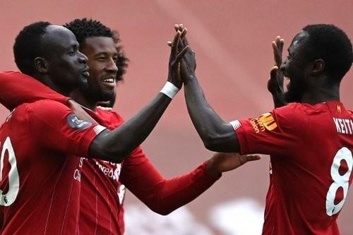 Ливерпуль – Астон Вилла – 2:0. Видео голов и обзор матча