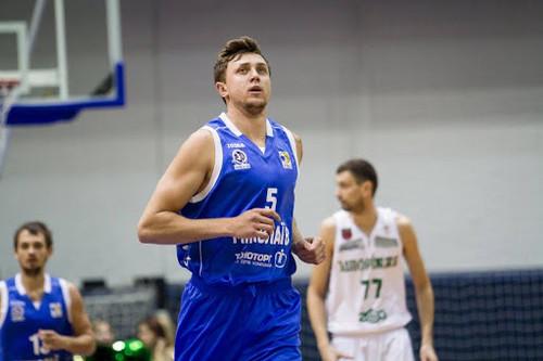Олександр Кушніров повернувся в МБК Миколаїв