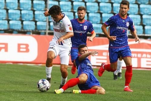 Чорноморець — Миколаїв — 0:0. Відеоогляд матчу