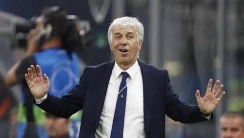 ГАСПЕРІНІ: «Наша мета вийти в ЛЧ і встановити новий рекорд клубу»