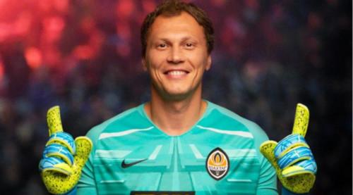 Андрій ПЯТОВ: «Хочемо завоювати кубок Ліги Європи»