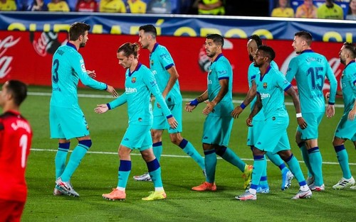 Фати забил 9000-й гол в истории Барселоны