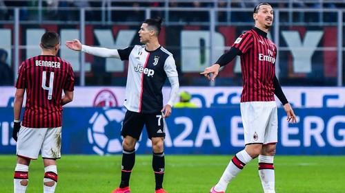 Милан – Ювентус. Текстовая трансляция матча