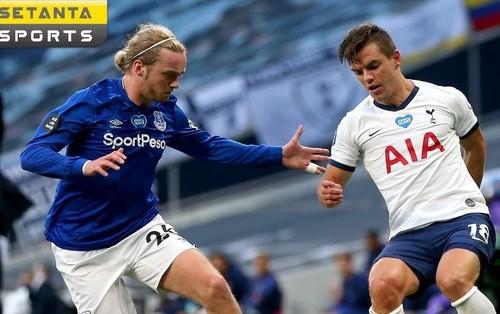 Тоттенхэм – Эвертон – 1:0. Видео гола и обзор матча