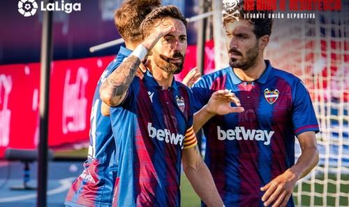 Леванте – Реал Сосьєдад – 1:1. Відео голів та огляд матчу