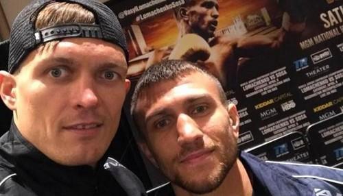 Усик и Ломаченко – в топ-5 рейтинга P4P по версии The Ring