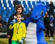 Григорій СУРКІС: «Мій син мріє стати професійним воротарем»