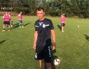 Ковпак продовжить кар'єру в аматорському клубі ЛНЗ-Лебедин