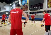 СК Прометей продолжает готовится к новому сезону в Каменском