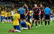 ВИДЕО. Шесть лет назад сборная Германии уничтожила Бразилию со счетом 7:1
