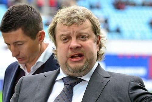 АНДРОНОВ: «На фінал Кубка гравці Ворскли вийдуть з лопатами. Ховати»