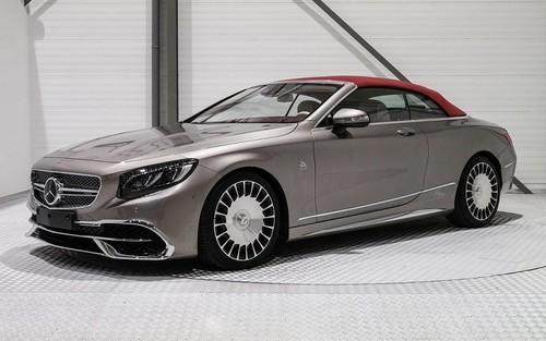 Maybach за 18 миллионов. Суркис имеет самое дорогое авто в Верховной Раде
