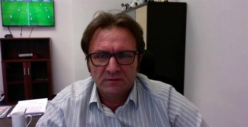 Вячеслав ЗАХОВАЙЛО: «Русин не соответствует уровню Динамо»