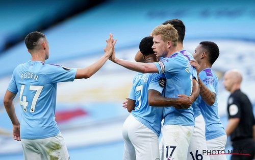 Где смотреть онлайн матч чемпионата Англии Манчестер Сити – Ньюкасл