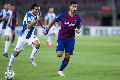 Барселона – Эспаньол – 1:0. Текстовая трансляция матча