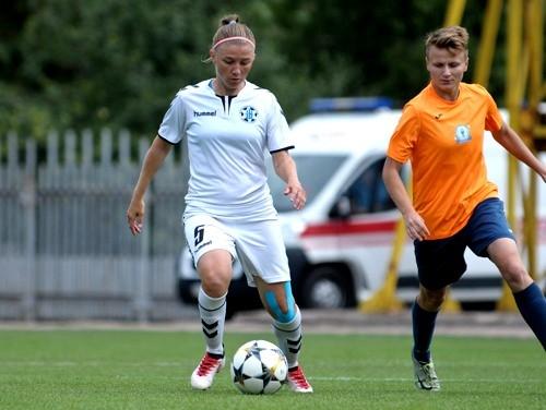 Поновився чемпіонат України з футболу серед жінок