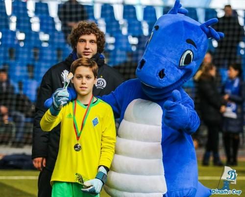 Григрий СУРКИС: «Мой сын мечтает стать профессиональным вратарем»