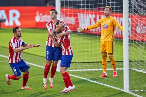 Надшвидкий гол Морати. Атлетіко не втримав перевагу в грі з Сельтою
