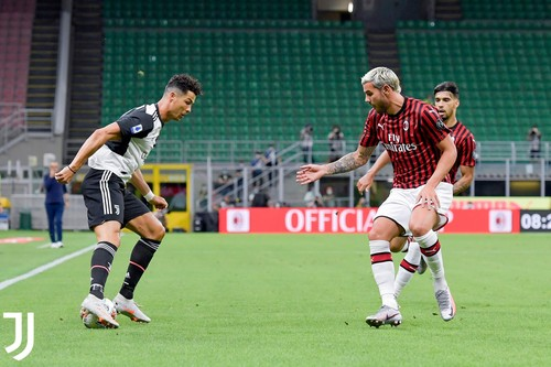 Суперкамбэк Милана: победа над Юве после 0:2 к 60-й минуте