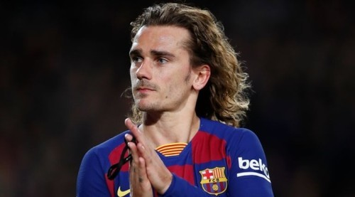 Барселона рассчитывает на Гризманна и не будет его продавать