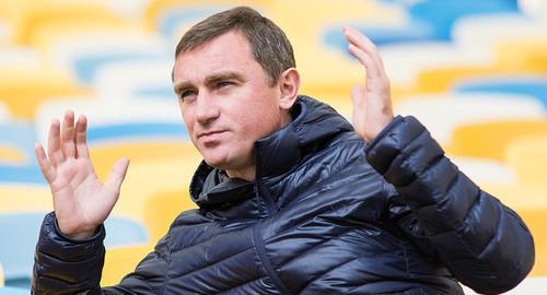 Андрей ВОРОБЕЙ: «Что-то мне подсказывает, что Динамо останется без трофея»