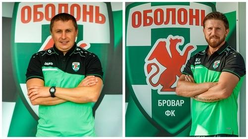 И.о. главного тренера Оболони-Бровар назначен Валерий Иващенко