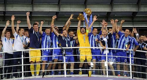 Де вони зараз? Гравці Динамо, які вигравали Кубок України-2015