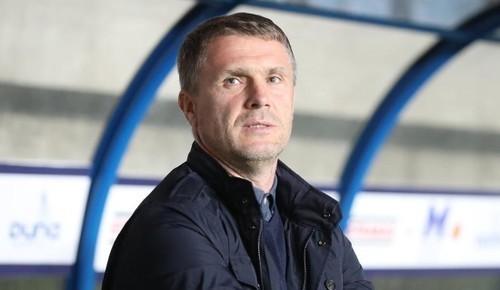 Сергей РЕБРОВ: «Шахтер заслуженно победил Динамо»