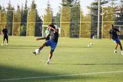 Форвард Динамо забил в третьем матче подряд в чемпионате Турции