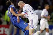 ВИДЕО. Зидан vs Матерацци. 14 лет главному удару головой в истории футбола