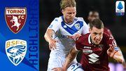 Торино – Брешия – 3:1. Видео голов и обзор матча