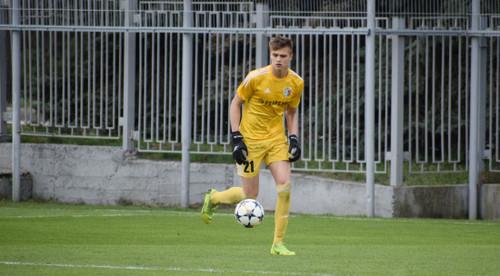 А Исенко выйдет? 16-летний вратарь Ворсклы не поучаствует в серии пенальти