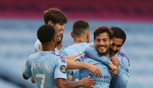 Манчестер Сити – Ньюкасл – 5:0. Видео голов и обзор матча