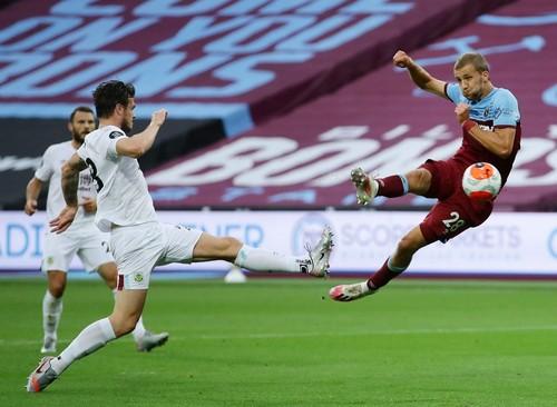 Вест Хэм – Бернли  – 0:1. Видео гола и обзор матча