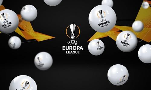 Жеребьевки 1/4 и 1/2 финала Лиги Европы. Текстовая трансляция