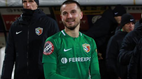 Руслан СТЕПАНЮК: «Постараемся в следующем сезоне выйти в финал кубка»